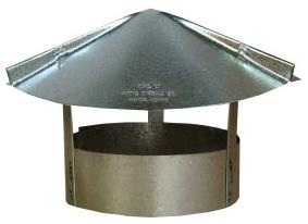 7817109 GCT3 3in RAIN CAPS