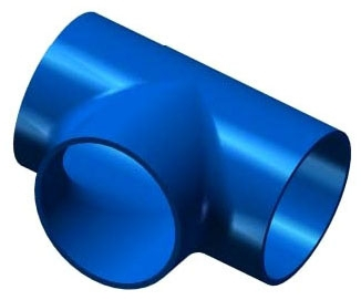 5956012 12in BLUE TEE