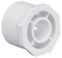 5922016 PVC 2inX1/2in REDUCER BUSHING (SPXSLIP