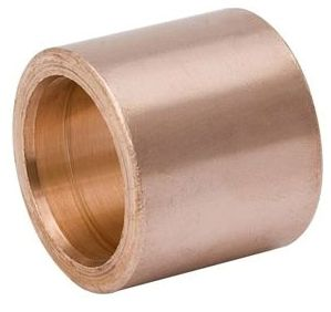 "1/4"" x 1/8"", FTG x C, Wrot Copper, Flush Bushing"
