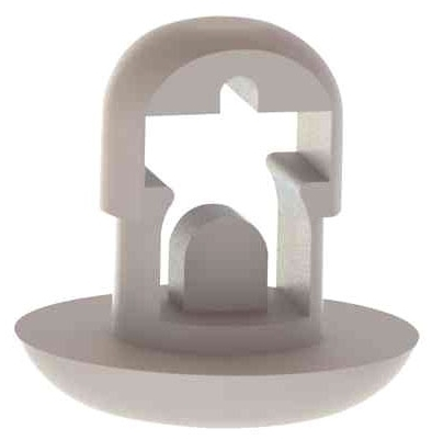 FTH-9-01-M - Cable Tie Mount by Essentra