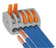 222-415/PW25-150 - Compact Splicing Wire Connector by WAGO