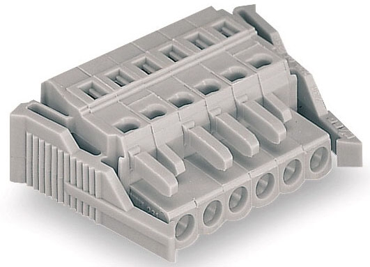 231-105/037-000 - Multi-Connection System Connector by WAGO