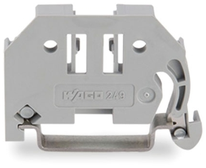 249-116 - Terminal Block End Stop by WAGO
