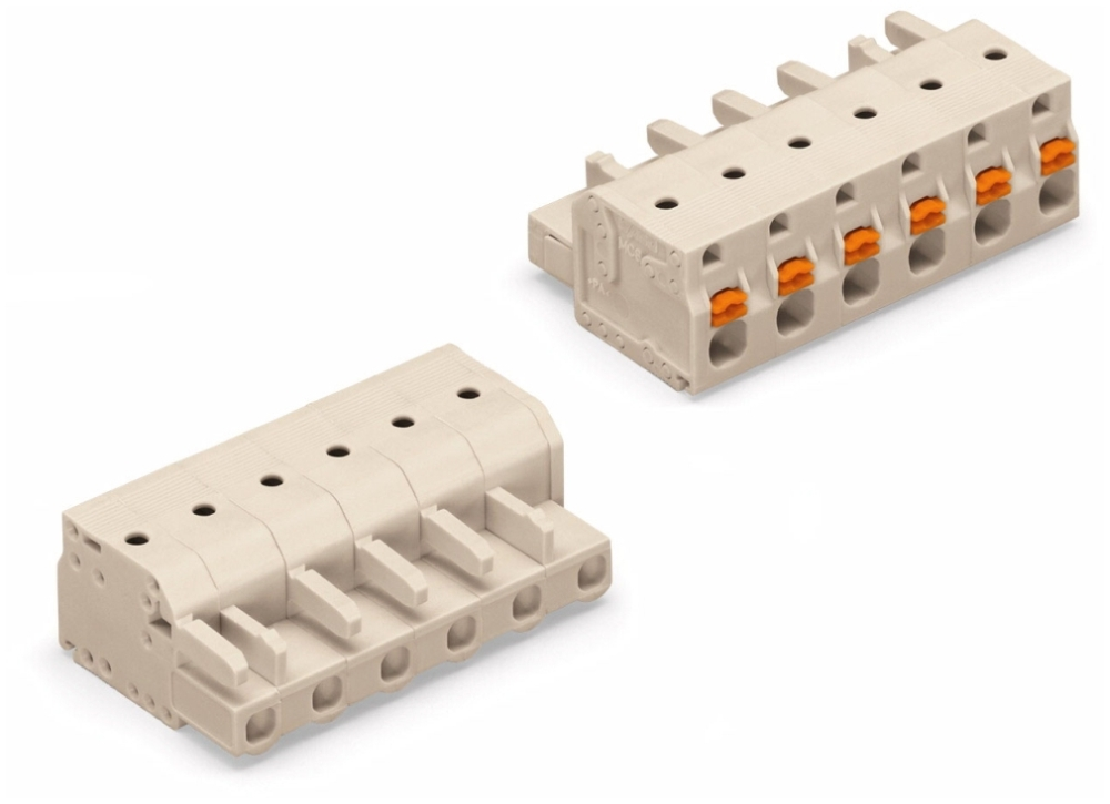 2721-205/026-000 - Multi-Connection System Connector by WAGO
