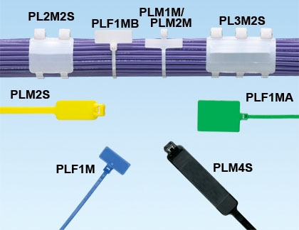 PLM1M-M - Cable Maker Tie by Panduit