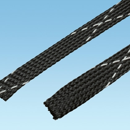SE50PFR-CR0 - Braided Sleeve by Panduit