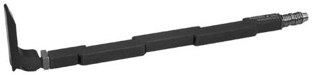 LE260-3.80-2 - PCB Card Lok Extractor by BIRTCHER/CALMARK