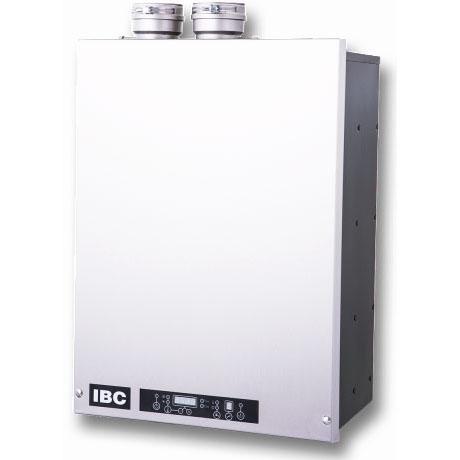 HC20-125 IBC 95% AFUE Condensing Boiler NG/LP 20-125 MBH