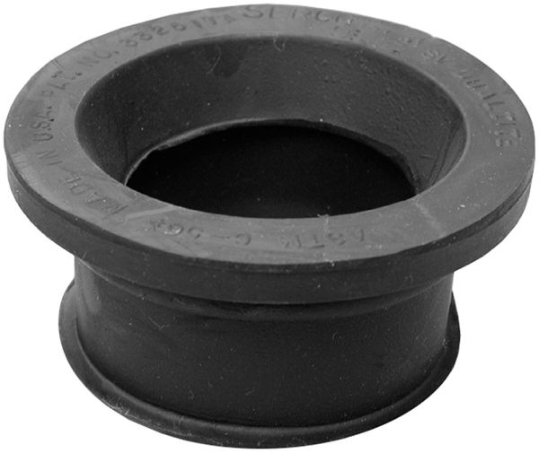 "2"" Rubber Service Weight Dual Tite Gasket"