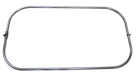 S10068 JS 24X42 SHOWER FRAME & HARDWARE ONLY