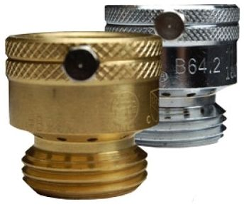"3/4"" MPT Rough Brass Vacuum Breaker"