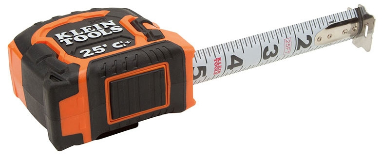 KLN 86225 KLN 25' DOUBLE HOOK MAGNETIC TAPE MEASURE