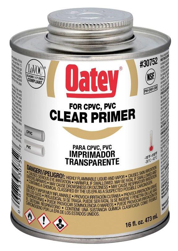 1 PINT CLEAR PRIMER