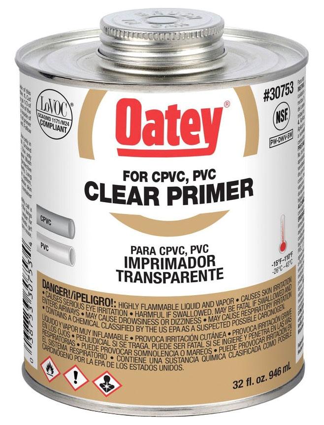 1 QUART CLEAR PRIMER