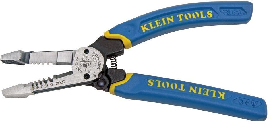 KLN K12055 KLN HEAVY DUTY FORGED WIRE STRIPPER