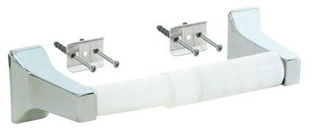 Contemporary Toilet Paper Holder Chrome