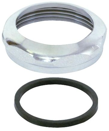 "1-1/2"" Metal Slip Joint Nut"