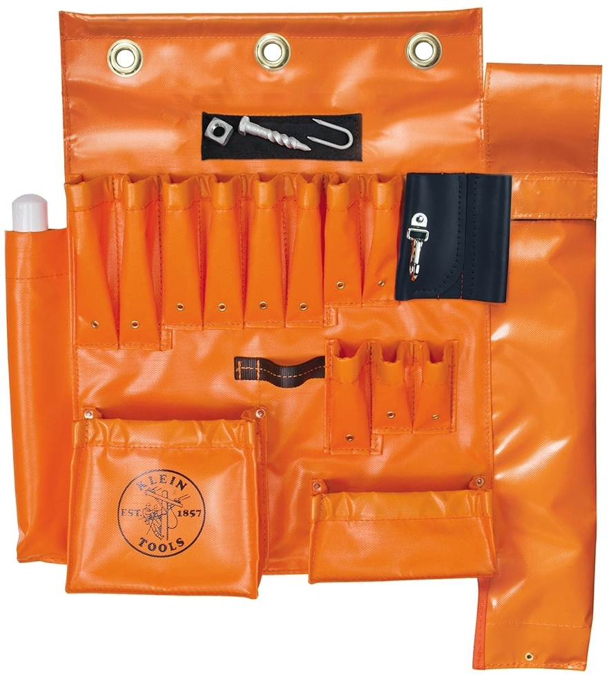 kln 51829MHS KLN Aerial Apron with Hot Stick Pocket
