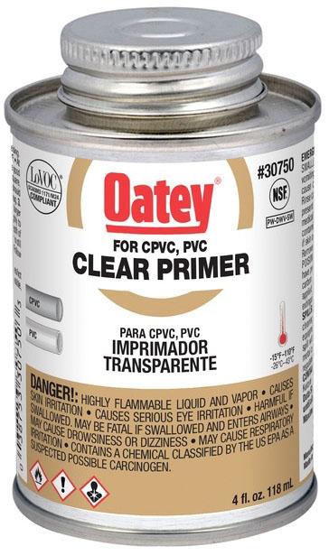 1/4 PINT CLEAR PRIMER