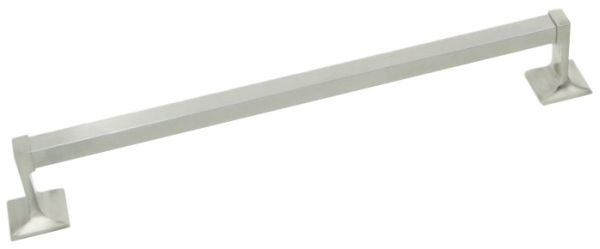 "3/4"" x 30"" Towel Bar Mirror Finish"