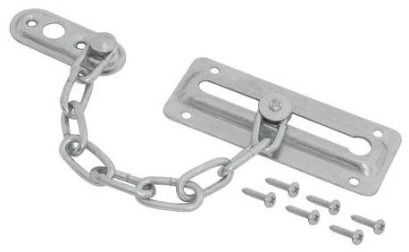 Chain Door Guard Polished Chrome