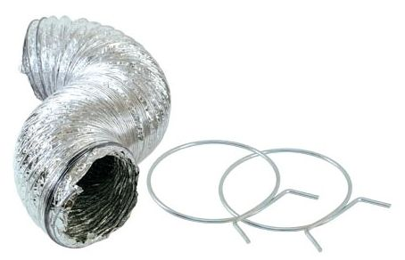 Metallic Dryer Vent Hose