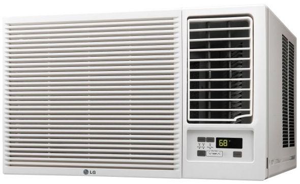 LG 18k Heat/Cool Window Unit