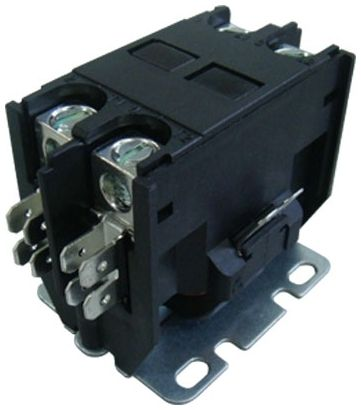 2Pole Contactor 24v/30amp