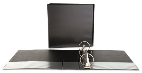 "3"" 3-Ring Binder Black"