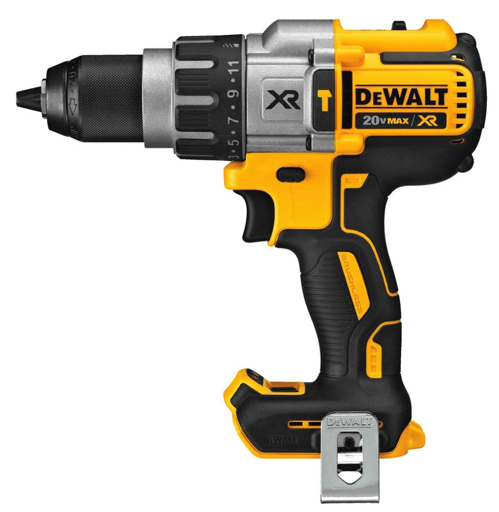 DWT DCD996B DWT 20V MAX* XR LITHIUM ION BRUSHLESS PREMIUM HAMMERDRILL (TOOL ONLY)