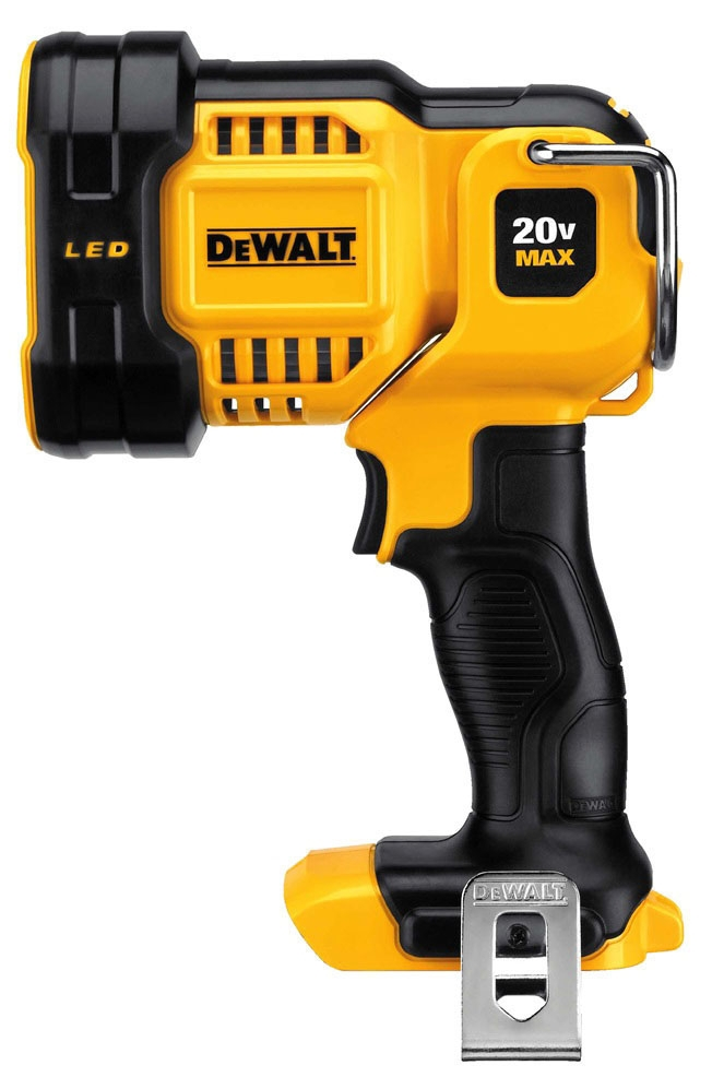DWT DCL043 DWT 20V MAX CORDLESS LED SPOTLIGHT