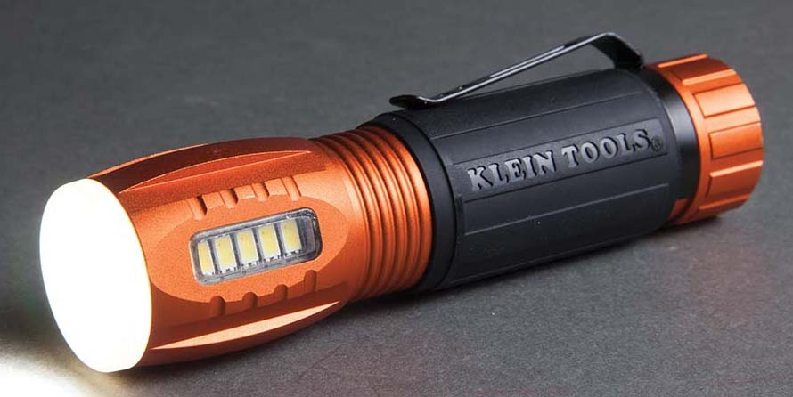 KLN 56028 KLN FLASHLIGHT WITH WORKLIGHT
