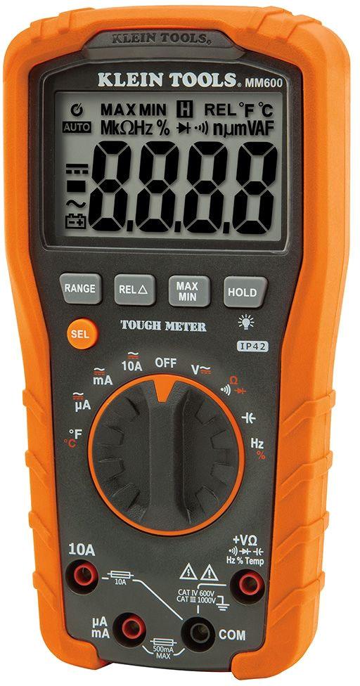 Klein Auto-Ranging Digital Multimeter
