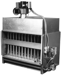 STERLING DUCT FURNACE