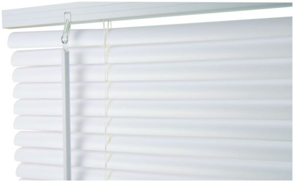 "72x72 1"" PVC Mini Blind White"