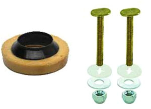 Wax Ring Kit with Horn