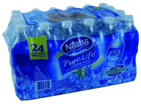 .5 Liter Bottled Drinking Water (Case 24)