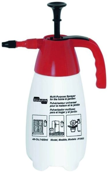 Pressure Sprayer 48 oz