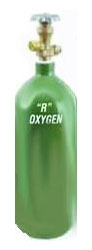Oxygen R Tank Only (Refill Purchase Required)