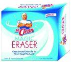 Mr. Clean Magic Eraser (PK 4)