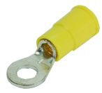 Yellow Ring Connector 12-10 Gauge (PK 100)
