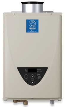 GTS-510C-NI STATE ON DEMAND NAT GAS 199,000 BTU INDOOR CONCENTRIC TANKLESS WTR HTR