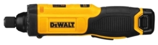 dwt DCF682N1 8V MAX GYROSCOPIC INLINE SCREWDRIVER W/ ACCESSORY KIT