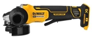 DWT DCG413B DEWALT 20V XR BRUSHLESS 4.5IN GRINDER