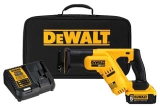 DWT DCS387P1 DEWALT 20V MAX COMPACT RECIPROCATING SAW KIT