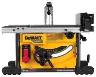 dwt DCS7485B DEWALT 60V TABLE SAW BARE