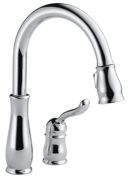 DELTA LELAND1 HANDLE PULL DOWN FCT CP