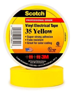 054007-10257 - Electrical Tape by 3M