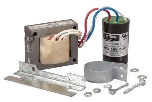 KEY HPS-50R-1-KIT 50W (S68) High Pressure Sodium Ballast Kit